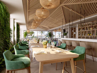 El Puerto Restaurant IKOS Dassia