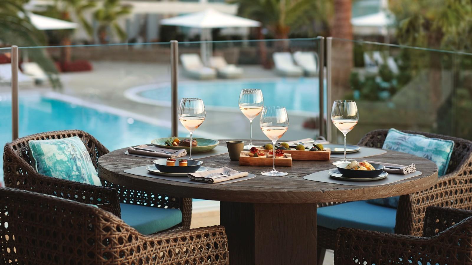 Porto Sani El Puerto Restaurant