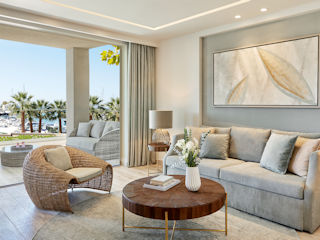 Porto Sani Two Bedroom Family Suite