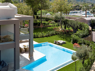 Porto Sani Three Bedroom Family Suite with Private Pool