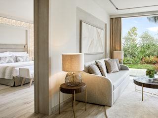 Porto Sani One Bedroom Suite Private Garden