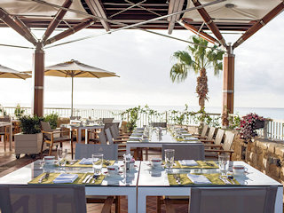 Cape Aspro Restaurant - Columbia Beach Resort