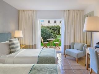 Lake Spa Resort _ Deluxe Room Garden View