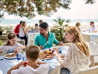 Fish Market Restaurant - Forte Village