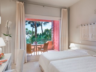 Forte Village - Hotel Castello - Superior Mare Room