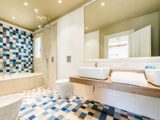 Forte Village -Il Borgo - Deluxe Bungalow Bathroom