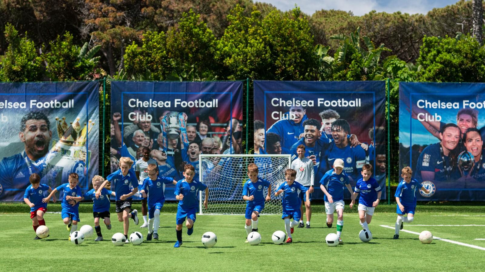 Forte Village Resort Football Academy