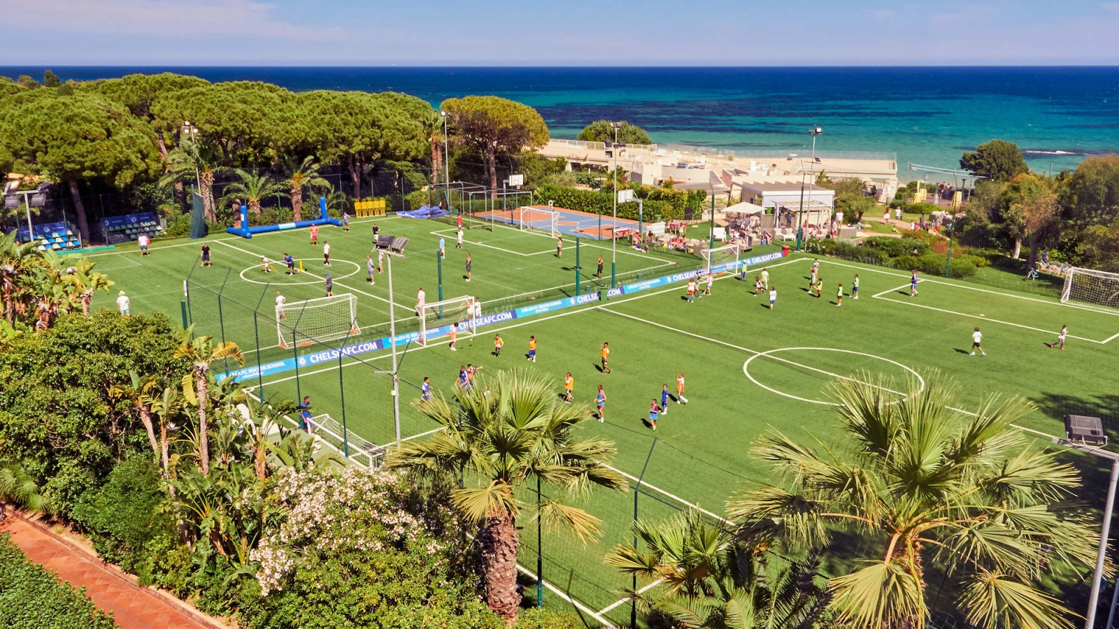 Football Pitch Forte Village