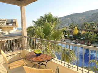 Columbia Beach Resort Junior Suite Pool View