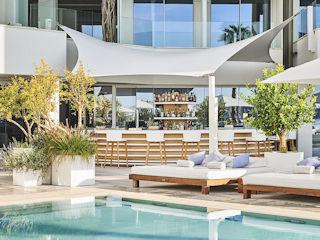 Nobu Hotel Ibiza Pool Bar