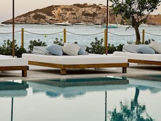 Nobu Hotel Ibiza Beach Deck