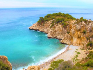 The Costa Blanca is over 200 kilometres of Mediterranean coastline