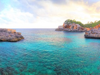 Cala Llombards, Mallorca, Balearic Islands