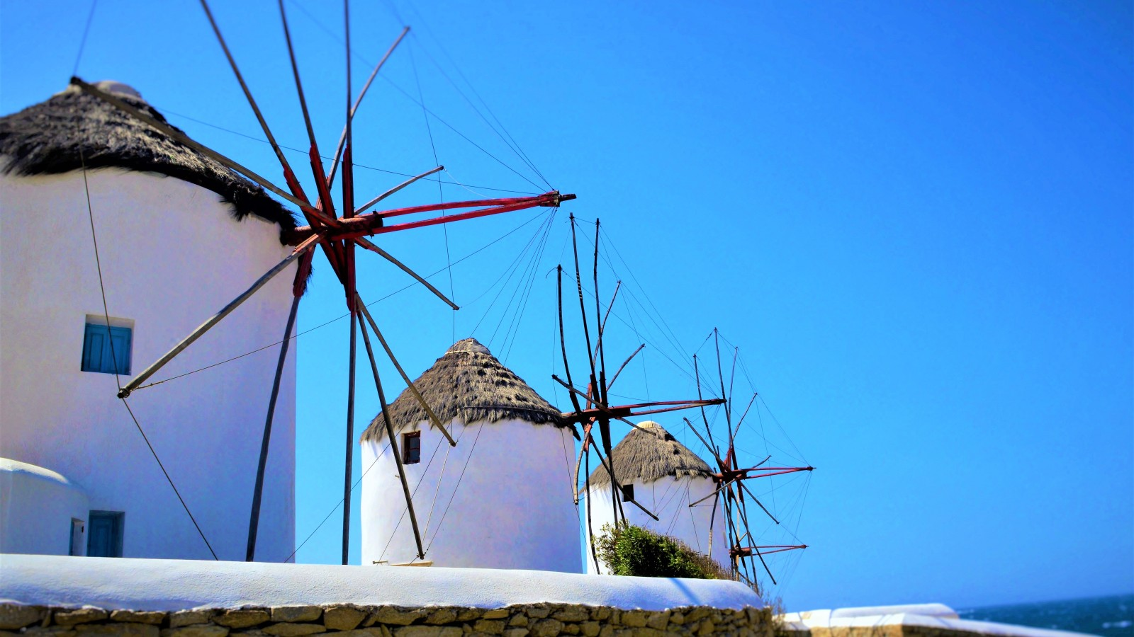 Windswept and luxurious, the Cyclades Island of Mykonos is one of the most stylish in the Mediterranean
