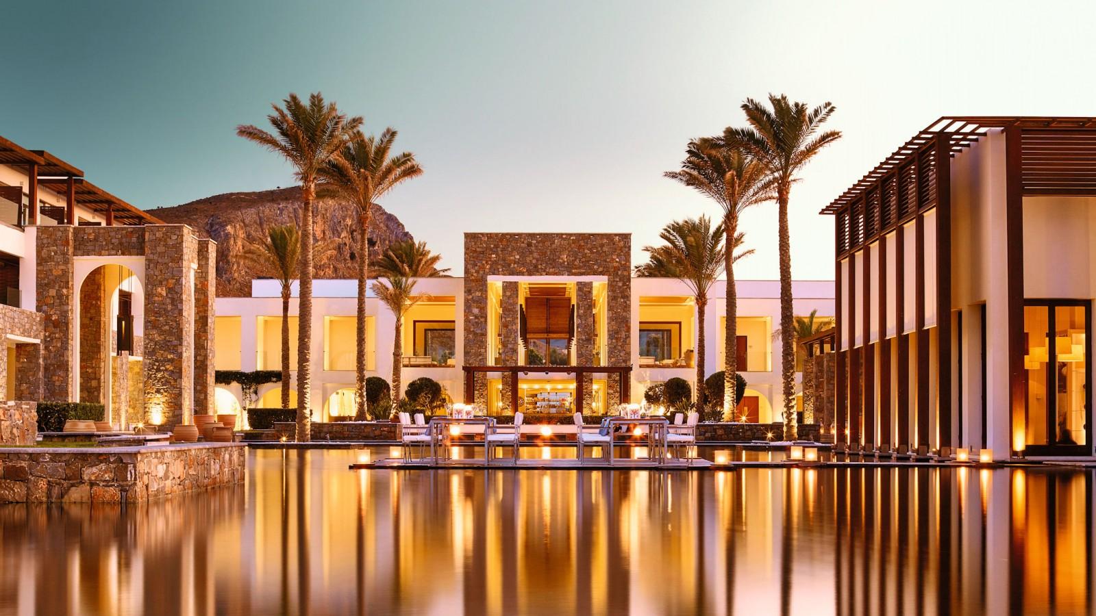 Resort View Amirandes