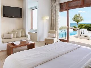 Luxury 2-Bed Beach Villa, Amirandes