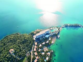 Grecotel Corfu Imperial aerial