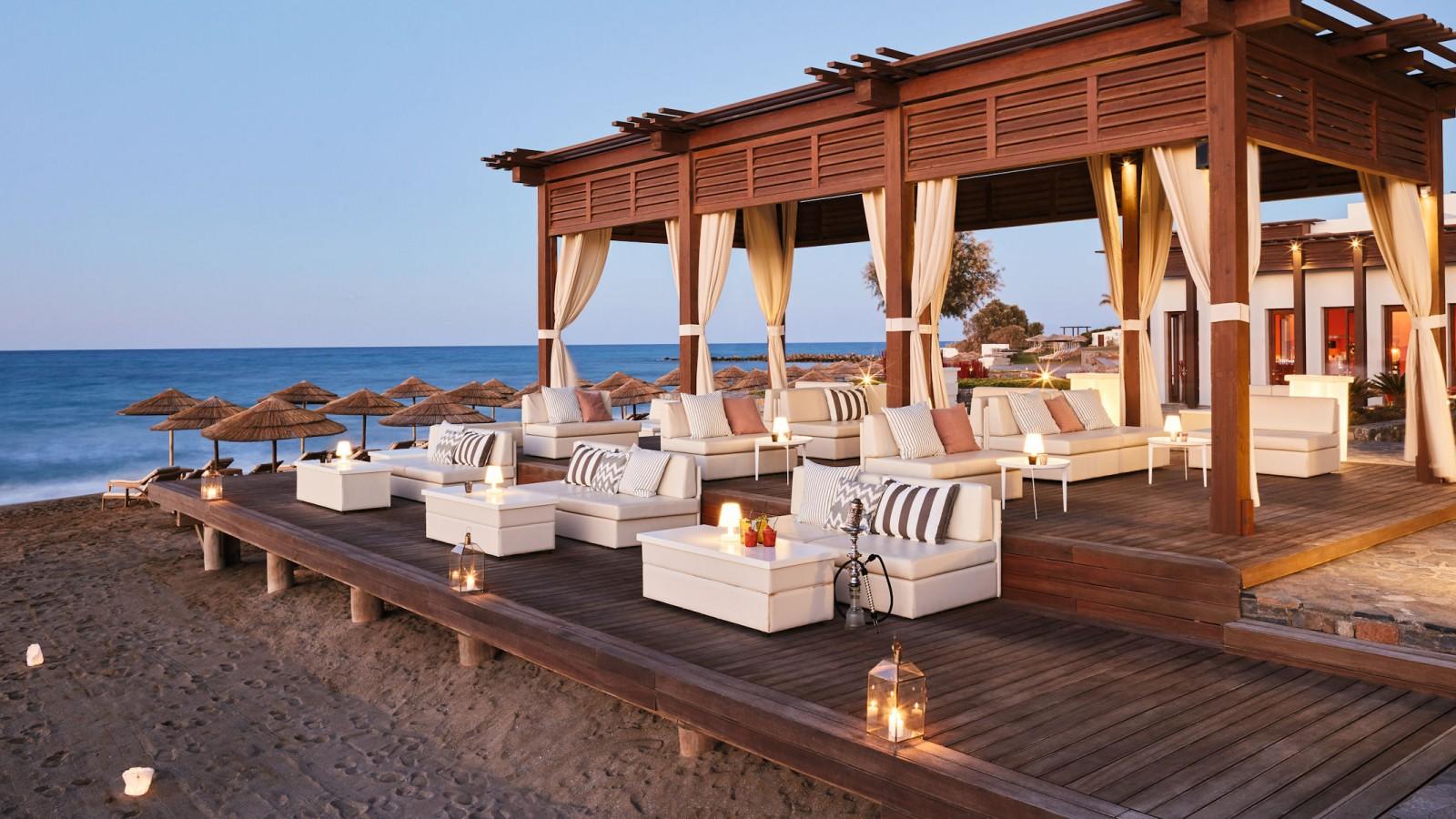 Lounge and Beach Bar Amirandes