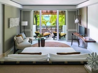 Deluxe Suite, Shangri-La Le Touessrok