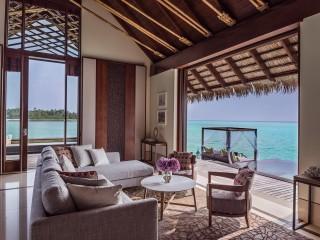 Grand Water Villa, One&Only Reethi Rah, Maldives