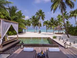 Grand Beach Villa with Private Pool, One&Only Reethi Rah, Maldives