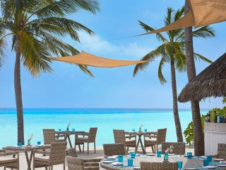 Beach Bar, One&Only Reethi Rah