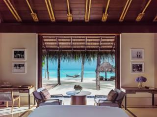 Beach Villa, One&Only Reethi Rah, Maldives