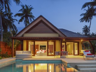 One Bedroom Beach Pool Suite, Niyama