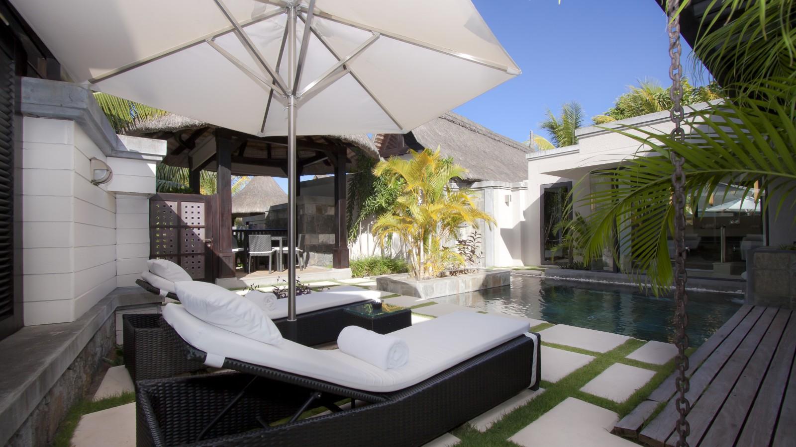 Ocean Villa, LUX* Belle Mare