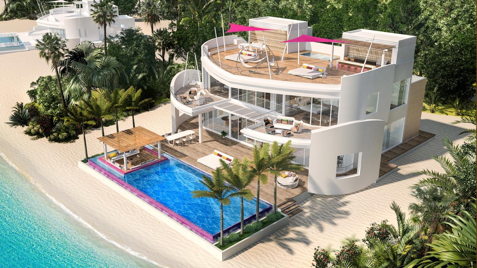 Royal Beach Villa, LUX* North Male Atoll
