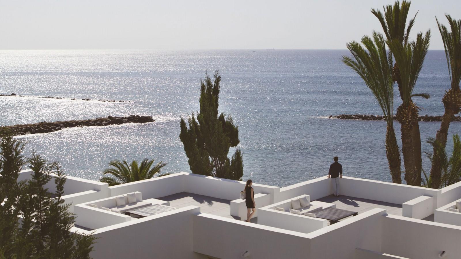 Kyma Rooftop Seaview Almyra