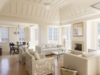 Anassa Adonis Suite lounge