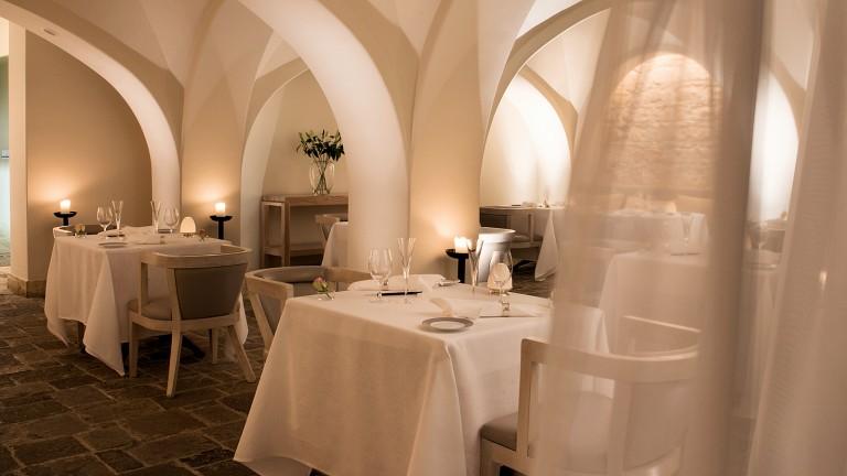 Anassa Basiliko Restaurant