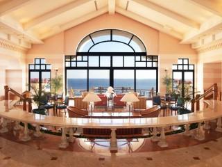 The Azure Lounge at the Hyatt Regency in Sharm el Sheikh