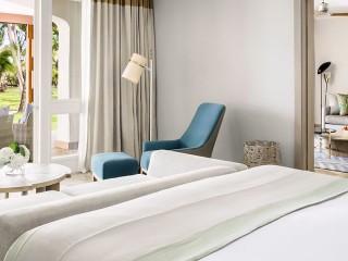 Beachfront Junior Suite, One&Only Le Saint Geran