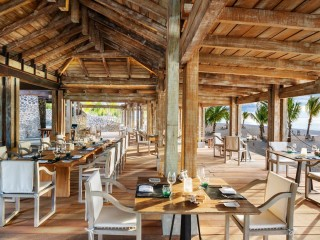 Boathouse and Grill, St Regis Mauritius