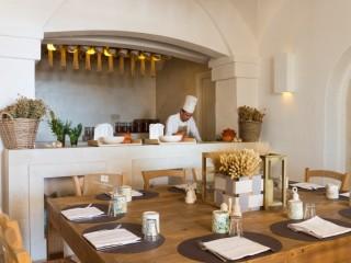 Trattoria Mia Cucina at Borgo Egnazia