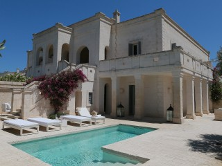 Villa Bella at Borgo Egnazia
