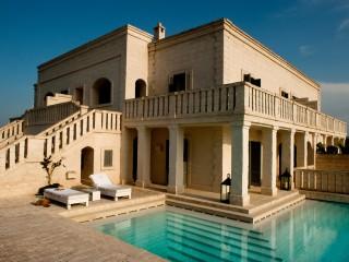 Villa Meravigliosa at Borgo Egnazia