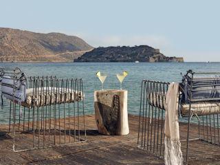 Domes of Elounda Breeze All Day Beach Lounge