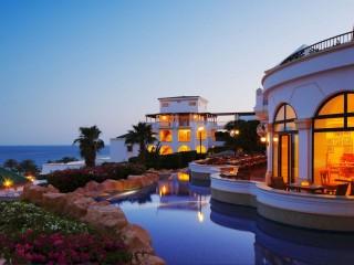 Café Fresco at the Hyatt Regency in Sharm el Sheikh