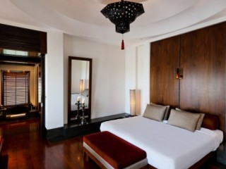 Chedi Club Suite at the Chedi Muscat