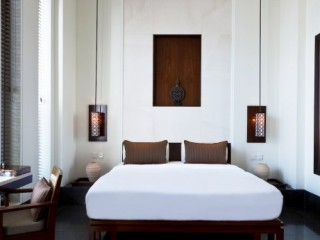 Deluxe Club Room at the Chedi Muscat