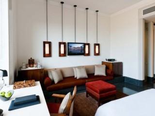 Serai Sea View Room at the Chedi Muscat