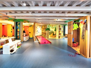 Trullalleri Kids Club, Borgo Egnazia