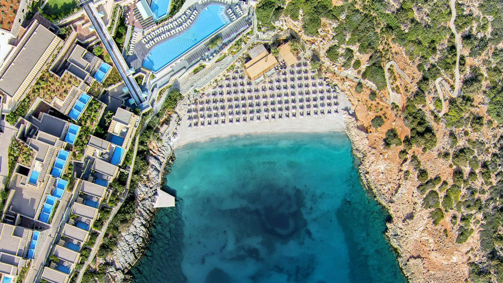 Daios Cove Aerial