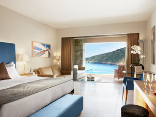 Daios Cove Deluxe Room