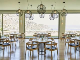 Daios Cove Pangea restaurant