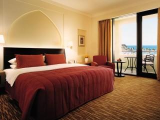 Deluxe Sea View Room at Al Bandar Shangri-La's Barr Al Jissah Resort and Spa