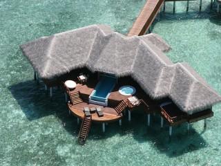 Ocean Pavilion with Pool, Huvafen Fushi